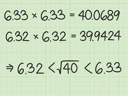 how to solve square root problems pictures wikihow
