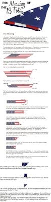 best ideas about american flag meaning flag art do you know the reason behind the flag folding the united states flag is folded 13 times because