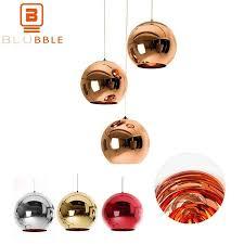 BLUBBLE Loft <b>Glass</b> Lucky Ball Colorful <b>Pendant Lights Lampshade</b> ...