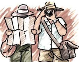 Resultado de imagem para imagens de turistas