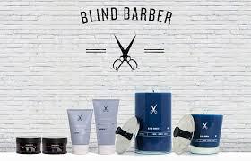 Презентуем новый молодой бренд из США – <b>Blind Barber</b>!