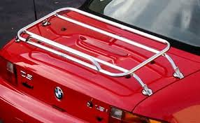 surco bmw z3 1996 2002 removable deck trunk luggage rack stainless steel dr1000 bmw z3 1996 2002