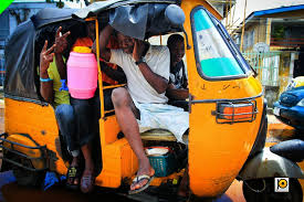 Woman Delivers in Tricycle (Keke Napep)