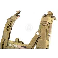 <b>Flyye</b> Industries 1000D Cordura <b>MOLLE</b> RRV Chest Rig - <b>Genuine</b> ...