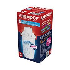 <b>Сменный модуль Аквафор</b> В100-5 с защитой от бактерий для ...
