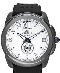 Наручные <b>Часы Appella</b> AP.4413.21.0.1.01 Черный — в ...