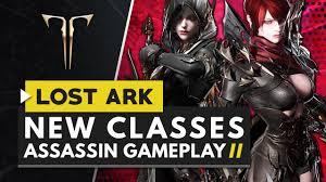 <b>LOST ARK</b> | New Blade & Demonic Assassin Class Gameplay Skills ...