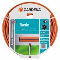 <b>Шланг</b> поливочный <b>Gardena</b> Basic <b>13 мм 1/2</b> дюйма 20 м 18123 ...