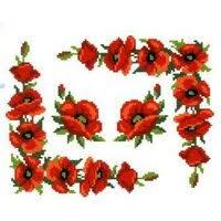 """«<b>Флизелин</b> водорастворимый с <b>рисунком</b> """"<b>CONFETTI</b>. Розы ..."""