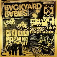 Critica del CD de <b>BACKYARD BABIES</b> - Sliver And Gold | WWW ...