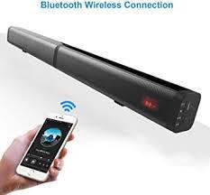 Punnkk Twin Roar Detachable Bluetooth Soundbar TV 40w <b>LED</b> ...