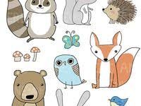 100+ <b>CARTOON ANIMALS</b> ideas in 2020 | <b>cartoon animals</b>, cartoon ...