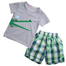 New toddler kids <b>boys summer</b> outfits <b>clothes</b> tops & pants sets fashion