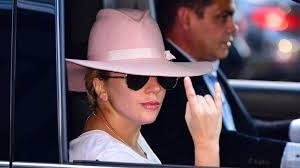 Here's The Deal With That <b>Pink Hat Lady</b> Gaga's Been Wearing ...