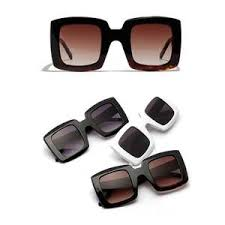 Buy square clear <b>sunglasses</b> for women Online with Discount Price