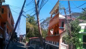 Resultado de imagen para tendido electrico en barrios