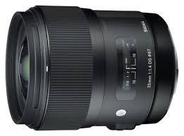 <b>Объектив Sigma</b> AF 35mm f/1.4 DG HSM Art <b>Sony E</b> — купить по ...