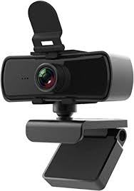 Webcam with Microphone, 30FPS <b>Full HD 2K</b> 1080P Webcam with ...