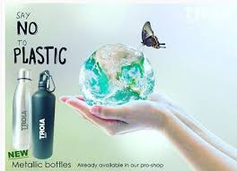 OnCourse | <b>Saying NO to Plastic</b>