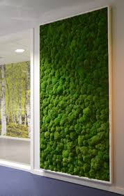 gallery outdoor living wall featuring: out this on a sliding door moss walls inside your home or office are easy to install and care for a living wall with interior flair and design from style