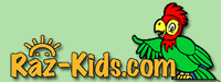 Image result for raz-kids logo