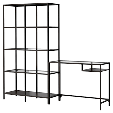 Купить <b>IKEA</b> - <b>ВИТШЁ</b> Стеллаж+стол д/ноутбука за 8 998 руб ...