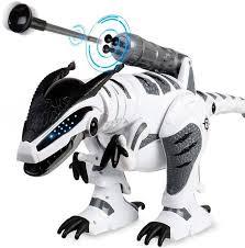 <b>Радиоуправляемый интерактивный динозавр</b> (стреляет ...