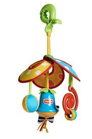 <b>Механический подвес Tiny Love</b> Веселая карусель комплектация ...