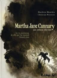 MARTHA JANE CANNARY (3 tomes) (couverture)