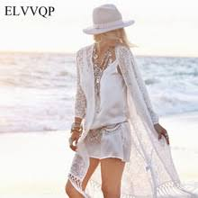 Buy cardigan kimono white summer for women and get free ...
