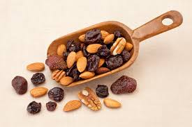 Image result for picture of nuts and dried fruits