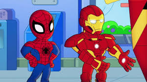 First Look: 'Marvel <b>Super Hero</b> Adventures' Stars <b>Spider-Man</b> and ...