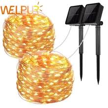 Buy led outdoor solar string and get free shipping on AliExpress.com