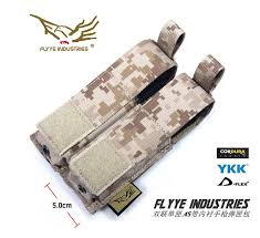 <b>FLYYE MOLLE Single</b> P90 / UMP Magazine Pouch Military camping ...