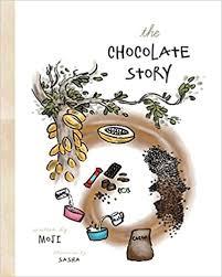The <b>Chocolate Story</b>: Moji, Sasha: 9781460276914: Amazon.com ...