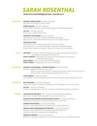 internship format your resume graphic design intern resume