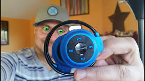 Bluetooth <b>Wireless</b> Headphones Mini 503 - 8 hrs Battery Life ...