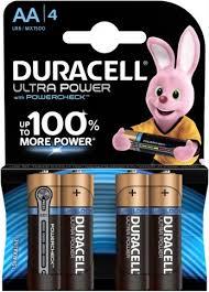 Duracell LR6 4BL AA <b>Ultra Power</b> (4 шт.) - отзывы владельцев ...