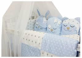ByTWINZ <b>комплект в кроватку</b> с игрушками Друзья (4 предмета ...