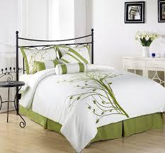 green trees comforter and comforter sets on pinterest bedroom white bed set