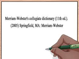 how to cite a website sample citations wikihow write an apa style bibliography