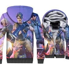 Sell at a loss Fans Made <b>Sweatshirt</b> Battle Royal Zipper <b>Hoodies</b> ...