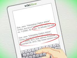 ways to cite a pdf wikihow