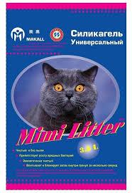 Купить Впитывающий <b>наполнитель Mimi Litter Силикагель</b> ...