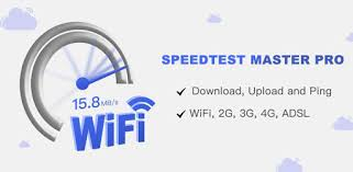 Internet <b>speed</b> test Meter- SpeedTest Master - Apps on Google Play