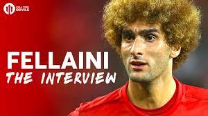 marouane fellaini confirms pre season phone call from jose mourinho marouane fellaini confirms pre season phone call from man united boss jose mourinho video