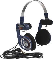 <b>Наушники Koss Porta Pro</b> Casual, синий, серебристый по низкой ...