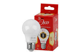 Купить <b>Лампа светодиодная</b> ECO <b>LED smd</b> A55 Е27 8W с ...