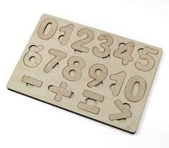 <b>Пазл</b> деревянный «<b>Арифметика</b>», производитель «<b>Десятое</b> ...