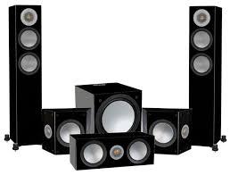 <b>Комплект акустики Monitor</b> Audio Silver 200 AV12 — купить по ...